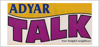 adyar-talk